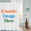 Personalized Photo Shower Curtain, with Hooks, Design Your Shower Curtain