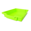 Whitney Brothers 101-286 Shallow Gratnell Storage Tray - Green