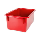 Whitney Brothers 101-334 Super Tote Tray - Red