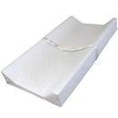 Whitney Brothers 112-745 White Contoured Changing Pad