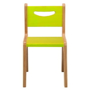 """Whitney Brothers CR2514G Whitney Plus 14"""" Green Chair"""