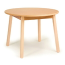 Whitney Brothers WB0179 Round Children's Table
