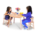 Whitney Brothers WB0180 Table And Two Chair Set