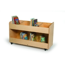 Whitney Brothers WB0296 Eight Section Book Organizer