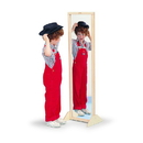 Whitney Brothers WB0338 Vertical Or Horizontal Mirror With Stand