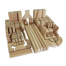 Whitney Brothers WB0369 Intermediate Block Set 118 Pieces