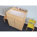 Whitney Brothers WB0634 Easy Access Changing Cabinet