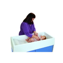 Whitney Brothers WB1341 Changing Table Durable Molded Top