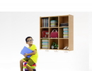 Whitney Brothers WB1550 Hang On The Wall Storage Cubby