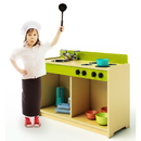 Whitney Brothers WB2220 Let's Play Toddler Sink And Stove