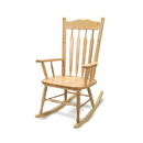 Whitney Brothers WB5536 Adult Rocking Chair