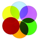 Whitney Brothers WB7724C Color Wheel Circles - Set Of Six