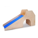 Whitney Brothers WB8115 Toddler Slide With Stairs and Tunnel