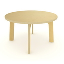 """Whitney Brothers WX3518M Whitney Plus Round Table - 18"""" High"""