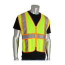West Chester 302-USV5 PIP ANSI Type R Class 2 Expandable Two-Tone Mesh Vest