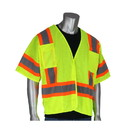 West Chester 303-5PMTT PIP ANSI Type R Class 3 Two-Tone Breakaway Vest
