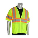 West Chester 303-HSVP PIP ANSI Type R Class 3 Value Two-Tone Mesh Vest