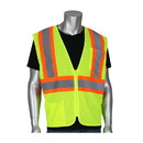 West Chester 305-MVZSE PIP ANSI Type R Class 2 FR Treated Value Mesh Vest