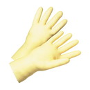 West Chester Standard Unlined Amber Latex Gloves