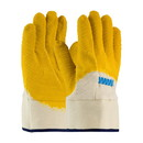 West Chester 55-3273 Armor Latex Coated Glove with Jersey Liner and Crinkle Finish on Palm, Fingers & Knuckles - Plasticized Safety Cuff