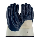 West Chester 56-3153 ArmorTuff Nitrile Dipped Glove with Jersey Liner and Smooth Finish on Palm, Fingers & Knuckles - Plasticized Safety Cuff