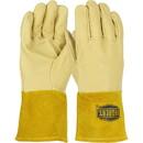 West Chester 6021 Ironcat Premium Top Grain Pigskin Leather Mig Welder's  Glove with Kevlar Stitching - Split Leather Gauntlet Cuff