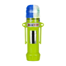"""West Chester 939-AT293-B-W E-flare 8"""" Safety & Emergency Beacon - Alternating Blue/White"""