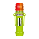 """West Chester 939-AT293-R-A E-flare 8"""" Safety & Emergency Beacon - Alternating Red/Amber"""