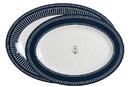 Whitecap 14009 Soul Oval Serving Plates