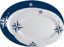 Whitecap 15009 Oval Serving Platters