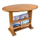 Whitecap Large Drop-Leaf Table - 60055