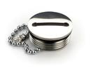 Whitecap Replacement Cap & Chain - 6061