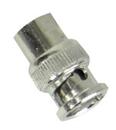 Whitecap C.P. Brass BNC Male Connector-RG58/U Cable