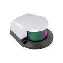 Whitecap Bi-Color Bow/Sidelight - S-8001