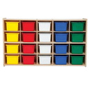 Contender C14503F 20 Tray Storage w/Assorted Trays, Assembled