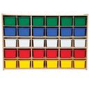 Contender C16033 30 Tray Storage w/Assorted Trays