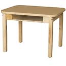 Wood Designs HPL1824DSKHPL16 Student Desk with 16