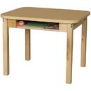 Wood Designs HPL1824DSKHPL22 Student Desk with 22
