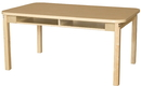 Wood Designs HPL1848DSKHPL20 Two Seat Student Desk with 20