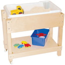 Wood Designs WD11811 Petite Sand and Water with Top/Shelf , 24.00