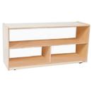 Natural Environments WD12430AC Versatile Shelf Storage w/Acrylic Back - 23.5