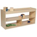 Natural Environments WD12448 Math/Language Cabinet - 23.5
