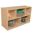 Wood Designs WD13018 X-Deep Storage 30