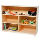 Wood Designs WD13632 Versatile Storage Unit, 38