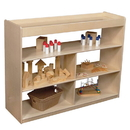 Natural Environments WD13648 Math/Language Cabinet - 38
