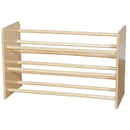 Wood Designs WD13809 See-All Storage without Trays , 21.00