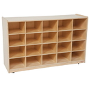 Wood Designs WD14509 20 Tray Storage without Trays , 30.00