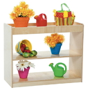 Wood Designs WD14800 2 Shelf Open Divider