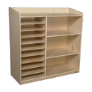 Natural Environments WD15139 Sensorial Discover Shelving without Trays , 41.00