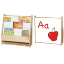 Wood Designs WD35100 Toddler Bookshelf , 25.00